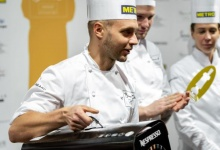 A Nespresso a Bocuse d'Or-on is díjazta a csapatmunkát