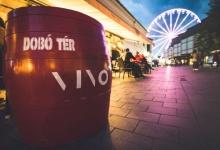 A VINO nyitja a nyári borfesztiválszezont Egerben